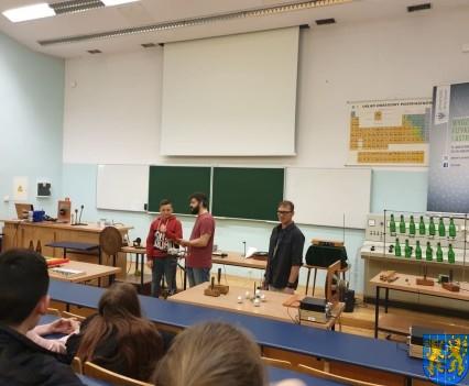 Naszym celem był Instytut Fizyki i Astronomii we Wrocławiu12