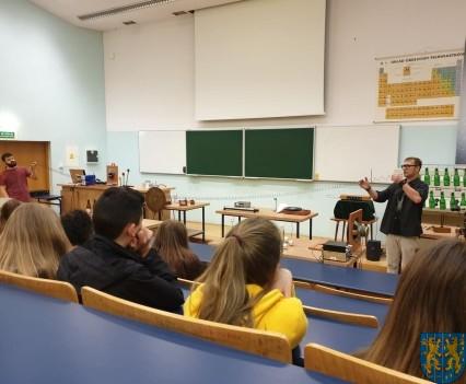 Naszym celem był Instytut Fizyki i Astronomii we Wrocławiu13