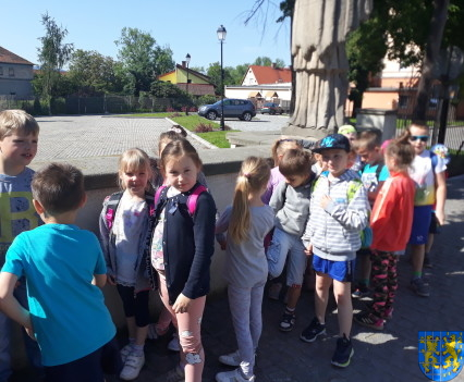 Przedszkolaki pobiegły szlakiem Marianny Orańskiej2