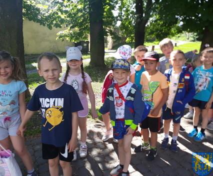 Przedszkolaki pobiegły szlakiem Marianny Orańskiej3