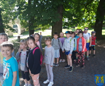 Przedszkolaki pobiegły szlakiem Marianny Orańskiej4