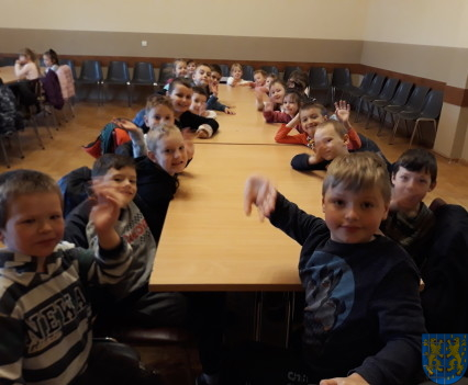 Przedszkolaki z Baśniowej Krainy z wizytą1