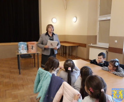 Przedszkolaki z Baśniowej Krainy z wizytą11