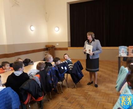 Przedszkolaki z Baśniowej Krainy z wizytą12