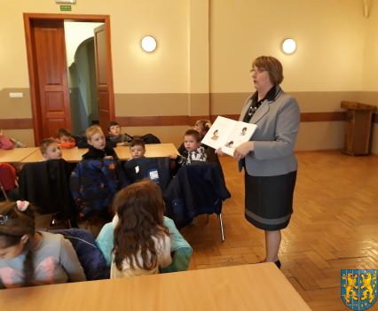 Przedszkolaki z Baśniowej Krainy z wizytą16