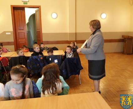 Przedszkolaki z Baśniowej Krainy z wizytą17