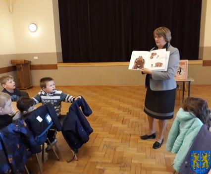 Przedszkolaki z Baśniowej Krainy z wizytą19