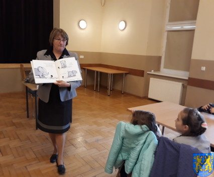 Przedszkolaki z Baśniowej Krainy z wizytą21