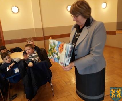 Przedszkolaki z Baśniowej Krainy z wizytą24