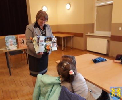 Przedszkolaki z Baśniowej Krainy z wizytą28