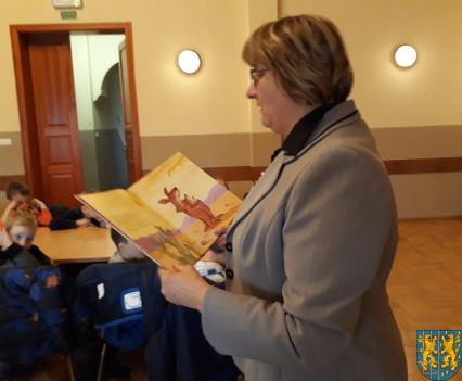 Przedszkolaki z Baśniowej Krainy z wizytą29