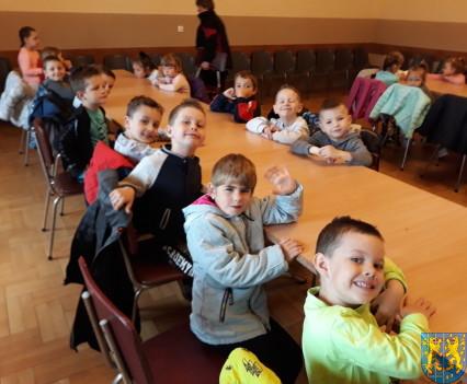 Przedszkolaki z Baśniowej Krainy z wizytą3