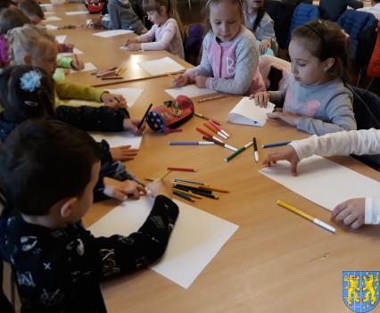 Przedszkolaki z Baśniowej Krainy z wizytą30