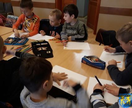 Przedszkolaki z Baśniowej Krainy z wizytą31