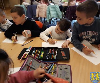 Przedszkolaki z Baśniowej Krainy z wizytą32
