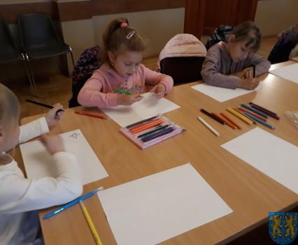 Przedszkolaki z Baśniowej Krainy z wizytą33