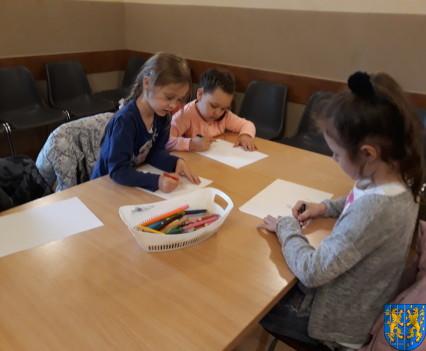 Przedszkolaki z Baśniowej Krainy z wizytą34