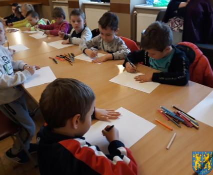 Przedszkolaki z Baśniowej Krainy z wizytą35