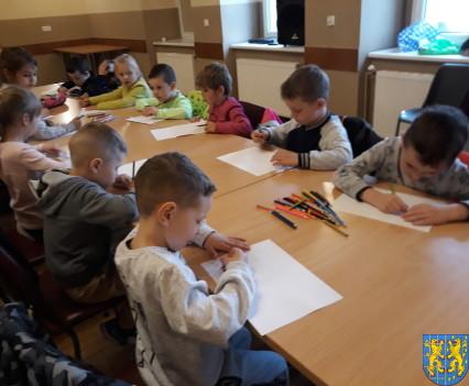 Przedszkolaki z Baśniowej Krainy z wizytą36