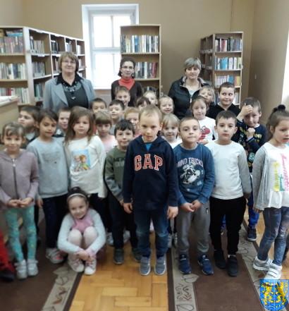 Przedszkolaki z Baśniowej Krainy z wizytą37