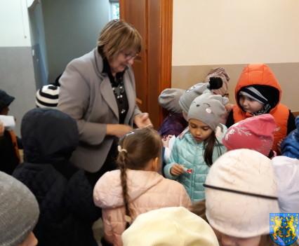 Przedszkolaki z Baśniowej Krainy z wizytą40