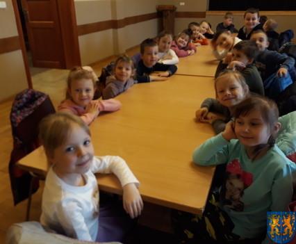 Przedszkolaki z Baśniowej Krainy z wizytą5