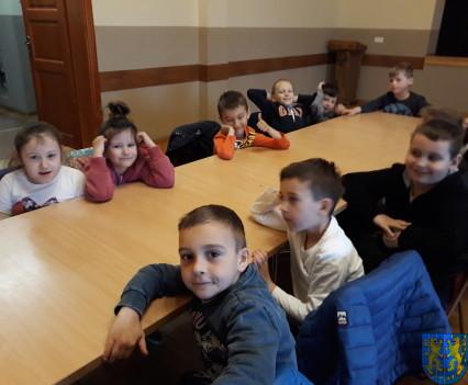 Przedszkolaki z Baśniowej Krainy z wizytą6