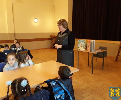 Przedszkolaki z Baśniowej Krainy z wizytą7