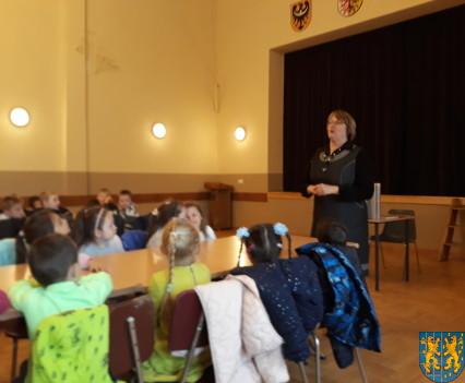 Przedszkolaki z Baśniowej Krainy z wizytą8