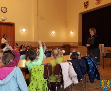Przedszkolaki z Baśniowej Krainy z wizytą9