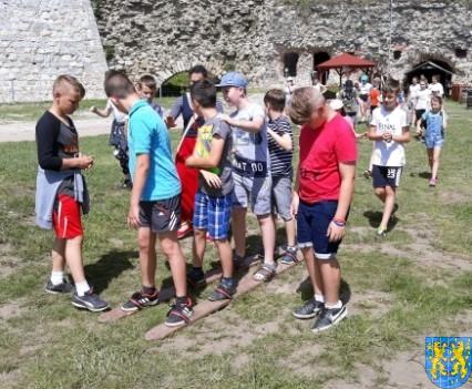 Gra terenowa pod srebrnogórskimi fortami14