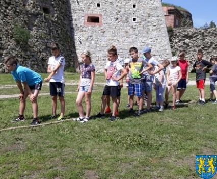 Gra terenowa pod srebrnogórskimi fortami26