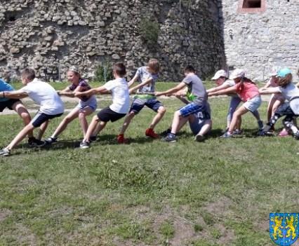 Gra terenowa pod srebrnogórskimi fortami30