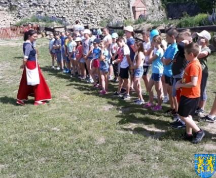 Gra terenowa pod srebrnogórskimi fortami4