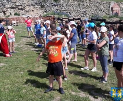 Gra terenowa pod srebrnogórskimi fortami5