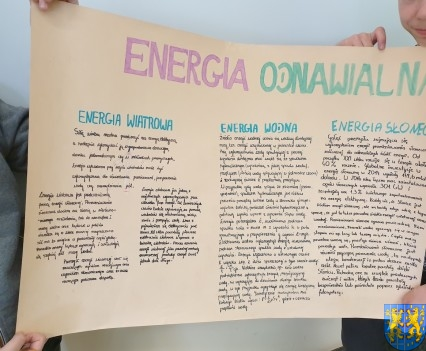 Projekt Rodzaje energii21