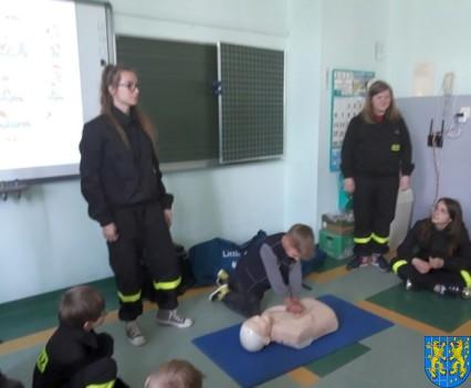 Udzielanie pierwszej pomocy19