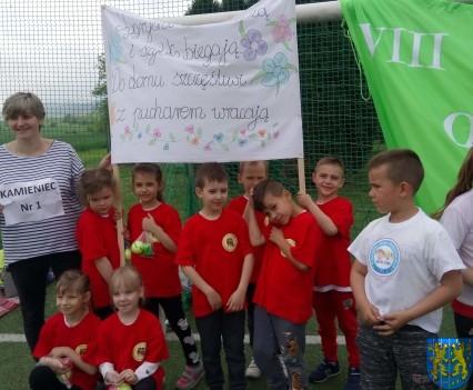 VIII Przedszkolna Olimpiada Sportowa w Mąkolnie4
