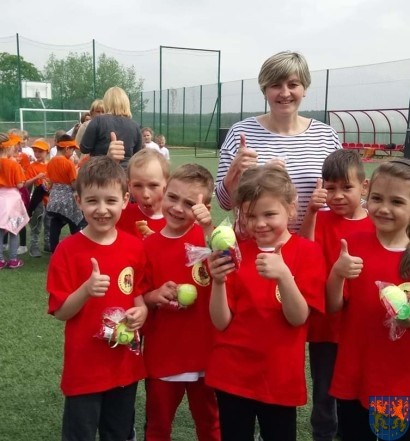 VIII Przedszkolna Olimpiada Sportowa w Mąkolnie6