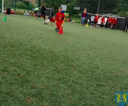 VIII Przedszkolna Olimpiada Sportowa w Mąkolnie7