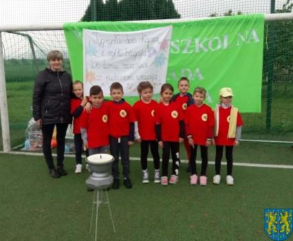 VIII Przedszkolna Olimpiada Sportowa w Mąkolnie8