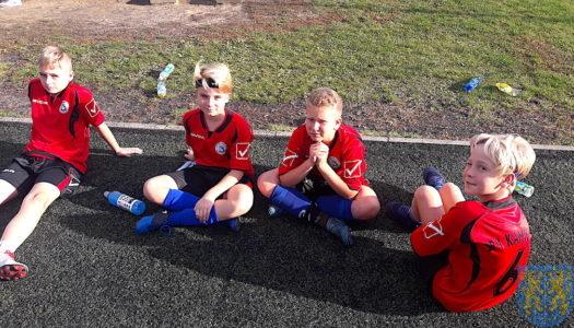 Finał powiatowy w mini piłce nożnej