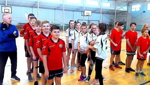 Finał strefy wałbrzyskiej badmintona