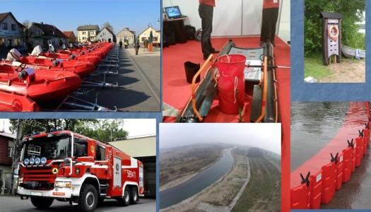 Jeden rok z życia strażaków OSP Kamieniec I