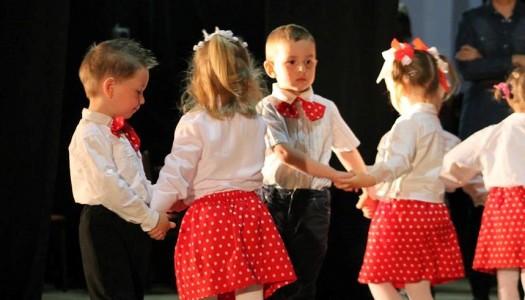 Festiwal Tańca Przedszkolaków 2015