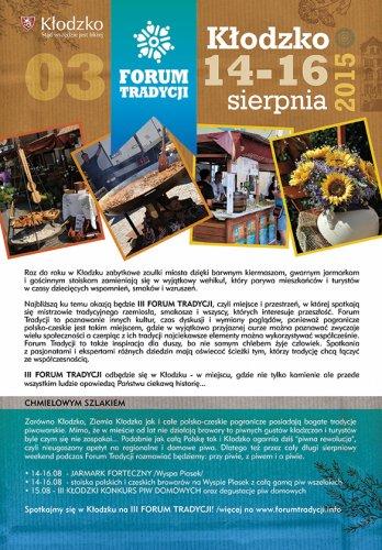 Forum Tradycji w Kłodzku_01