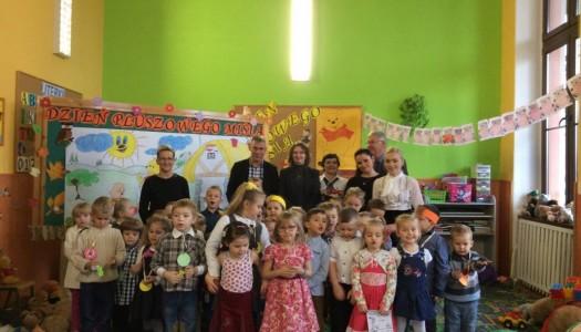 Święto Pluszowego Misia w Przedszkolu nr 2