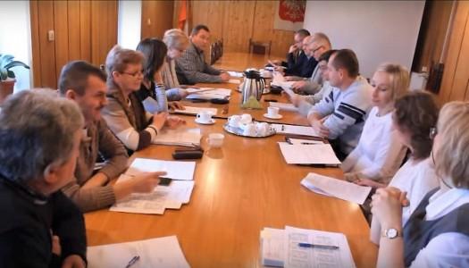 Jak pracowały komisje Rady Gminy w grudniu 2015? [VIDEO]