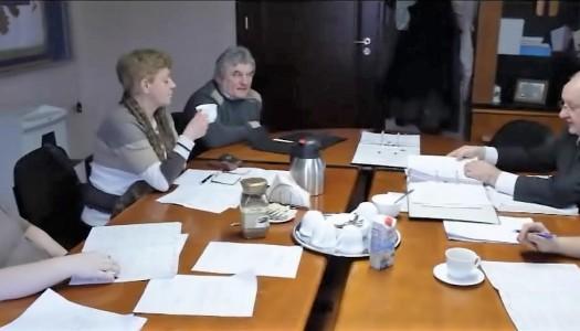 Posiedzenia Komisji Rewizyjnej [VIDEO]