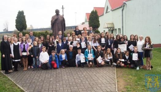 IV Powiatowy Konkurs Wiedzy o Janie Pawle II